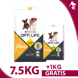 copy of Puppy Mini 7,5kg
