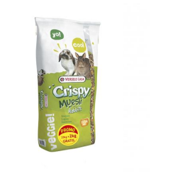 Crispy Muesli - Guinea Pigs...