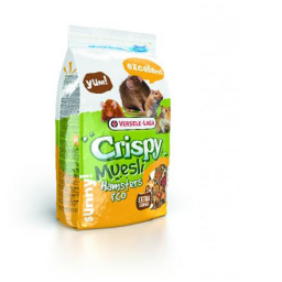 Crispy Muesli - Hamster&Co...