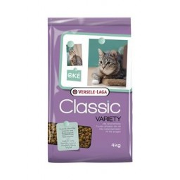Classic Cat Variety 4kg